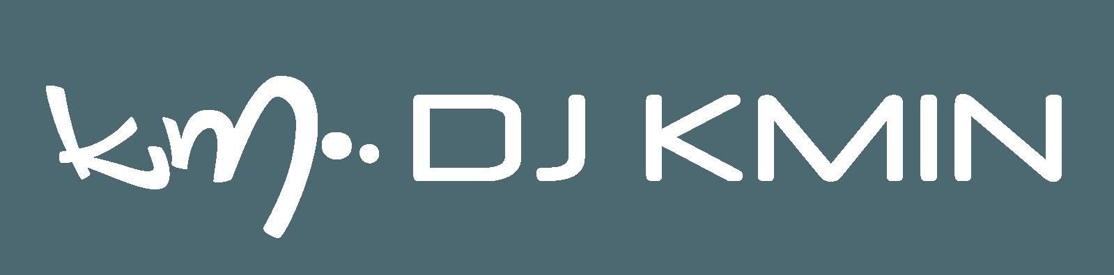 DJ Kmin - Logo