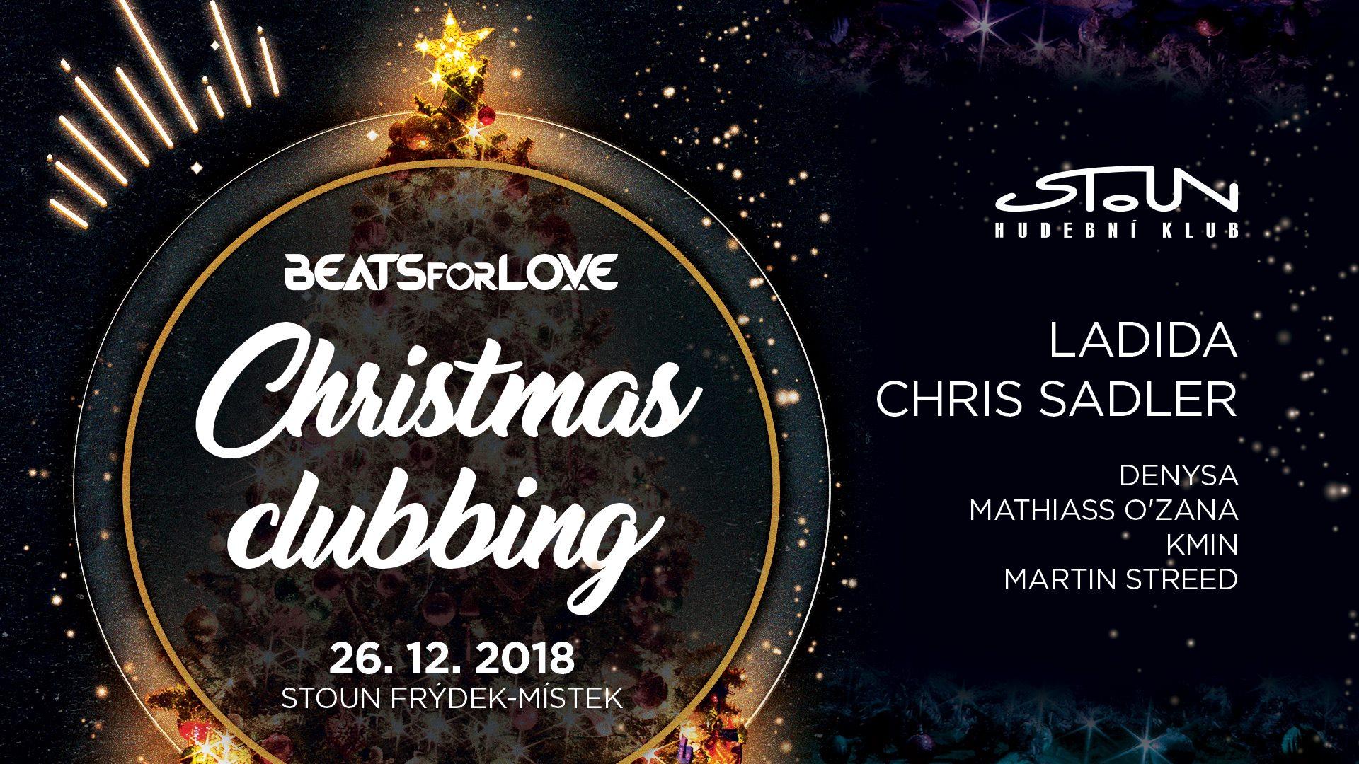 B4L: Christmas Clubbing